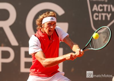 ATP 500, Hamburg European Open 2019, Hamburg, 26.07.2019