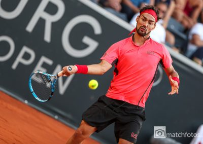 ATP 500, Hamburg European Open 2019, Hamburg, 26.07.2017